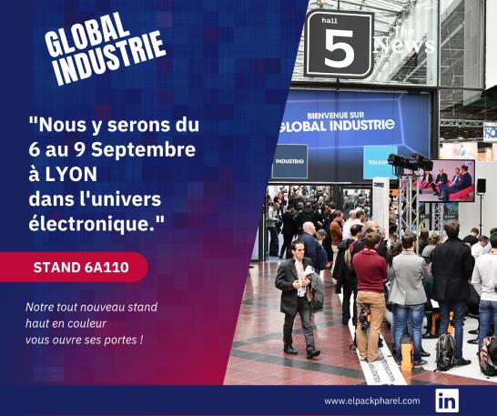 Salon Global Industrie Lyon 2021
