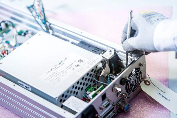 Assemblages électroniques pour dispositifs médicaux